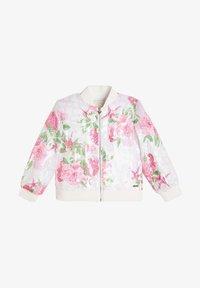 Guess - BLUMEN-PRINT - Light jacket - rose - 1