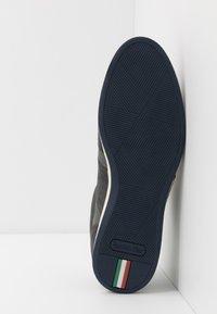 Pantofola d'Oro - ASIAGO UOMO - Trainers - dark shadow - 4