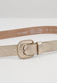 Vanzetti - Belt - platingold - 4