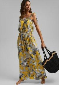 Esprit - Maxi dress - yellow - 1