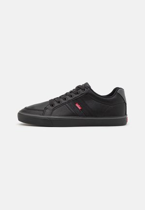 TURNER - Trainers - brilliant black