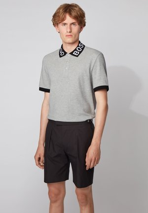 PARLAY - Polo - open grey