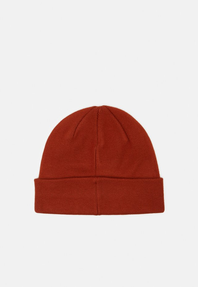 WILLES BEANIE UNISEX - Muts - pepo orange