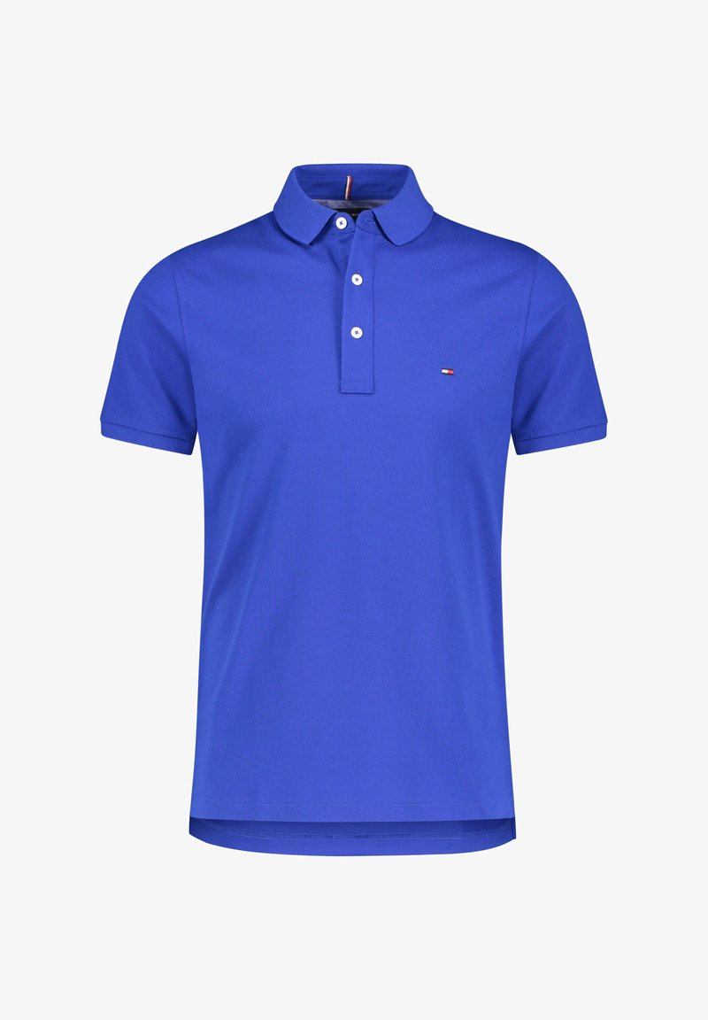 Tommy Hilfiger - Poloshirts - phthalo blue