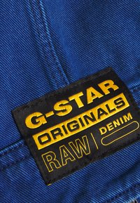 G-Star - UTILITY BOMBER WMN - Džínová bunda - deep true blue - 4