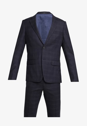 MATTHEW SLIM SUIT SET - Kostym - navy