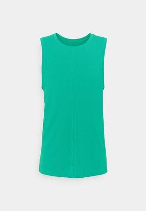 TANK  - Sports shirt - neptune green/black