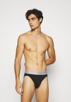 RIO 3 PACK - Briefs - black