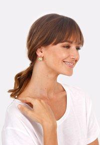 Elli - VINTAGE ANTIQUE - Earrings - gold-coloured - 1