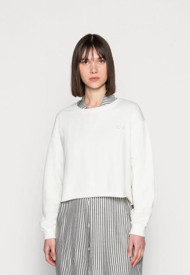 SWAN - Sweatshirt - snowwhite