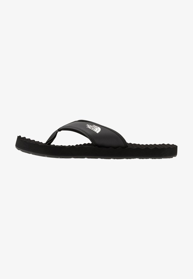 MEN'S BASE CAMP II - Varvassandaalit - black/white