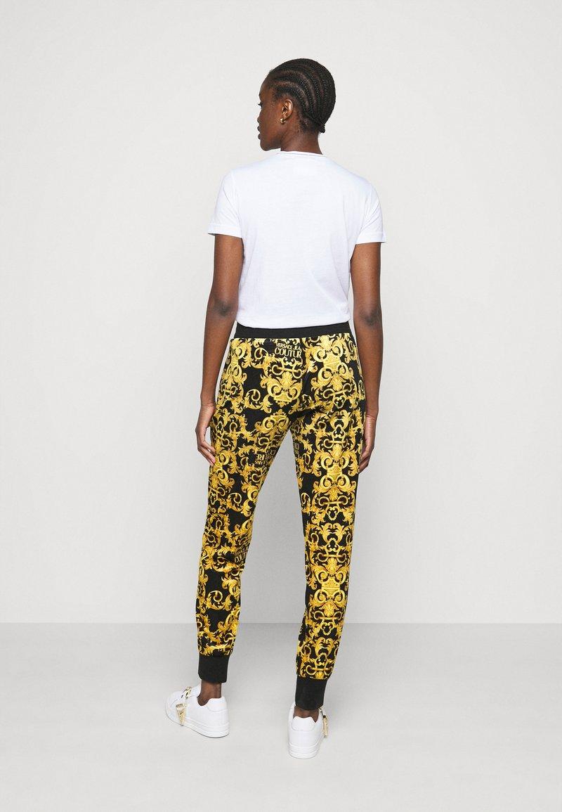 Versace Jeans Couture - Teplákové kalhoty - black