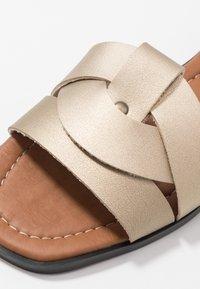 Trendyol - Mules - gold - 2