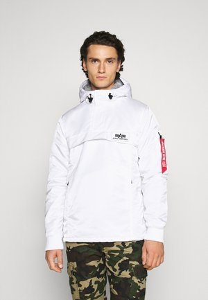 ANORAK - Light jacket - white