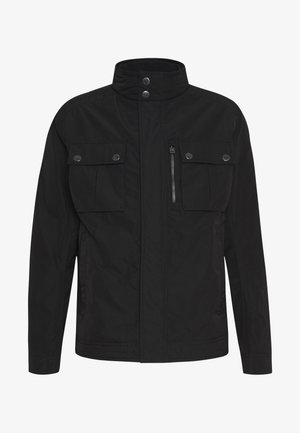 CASUAL JACKET - Summer jacket - black