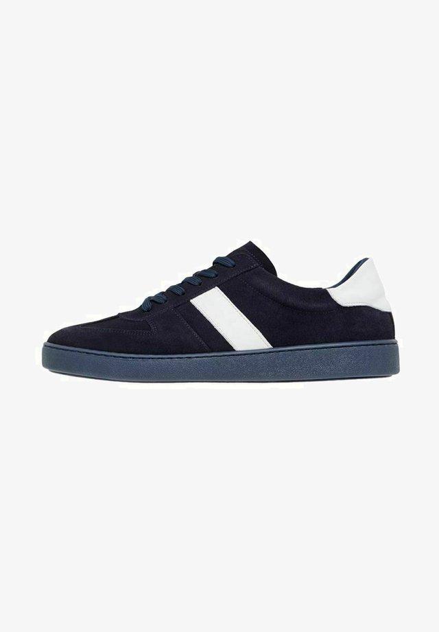 CHRIS - Sneakers basse - jl navy