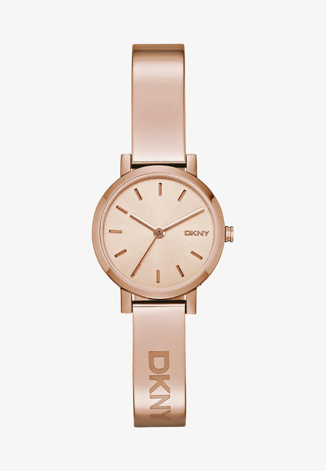 SOHO - Uhr - rosegold-coloured