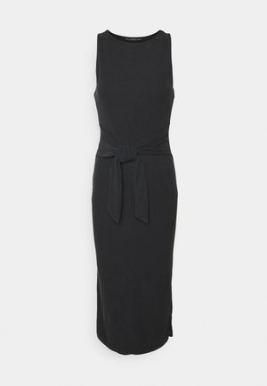 ANNMARI - Shift dress - jet black