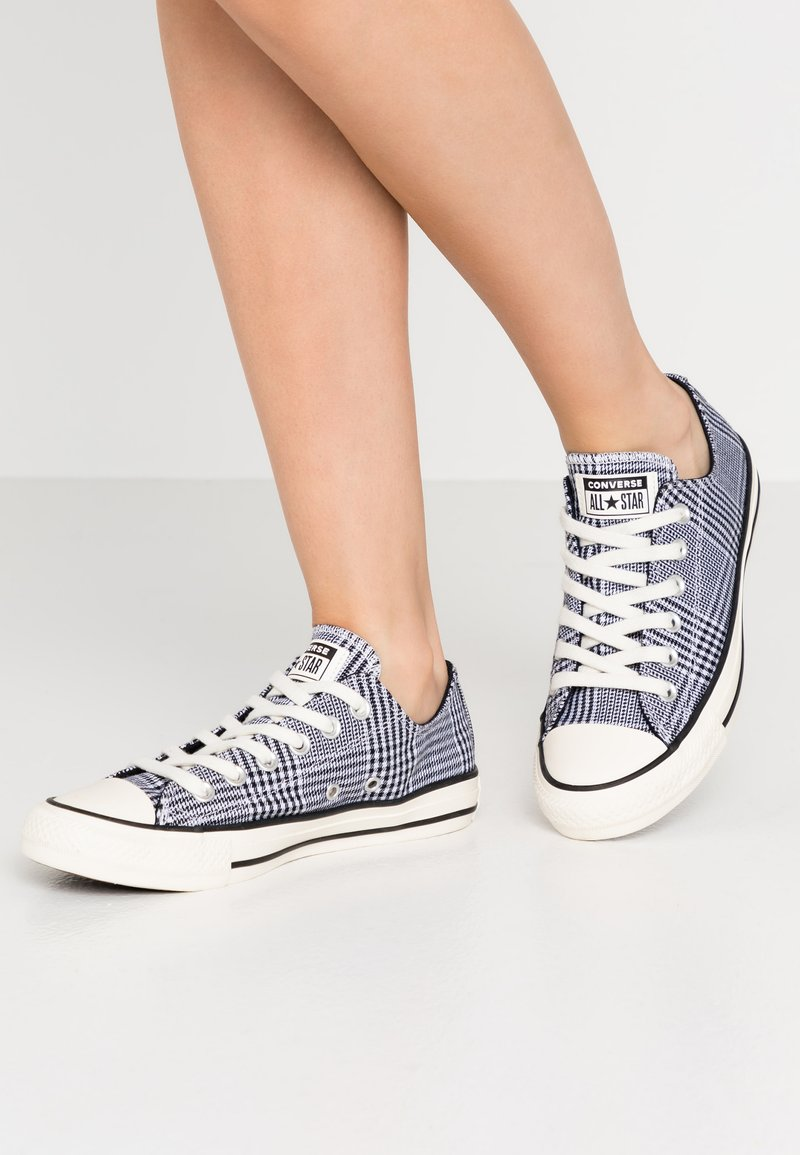Converse - CHUCK TAYLOR ALL STAR - Joggesko - black/white/egret