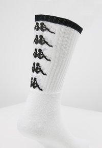 Kappa - EVERT 6 PACK - Calze sportive - white - 3