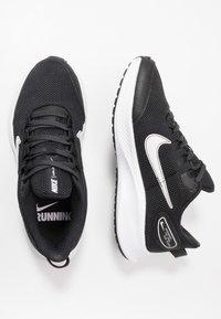 Nike Performance - RUNALLDAY 2 - Laufschuh Neutral - black/white/iron grey - 1