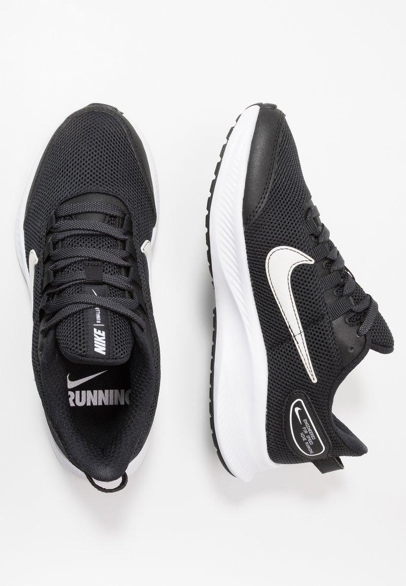 fazzoletto Bloccare squillare  Nike Performance RUNALLDAY 2 - Scarpe running neutre - black/white/iron  grey/nero - Zalando.it