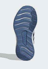 adidas Performance - FORTARUN - Stabilty running shoes - blue - 4