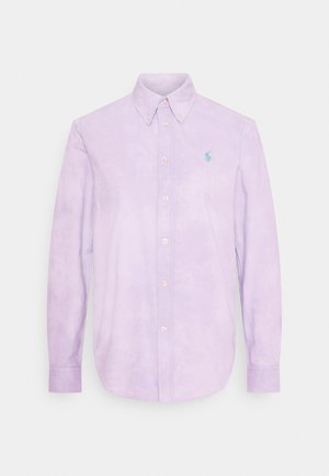 RELAXED LONG SLEEVE - Košile - english lavender