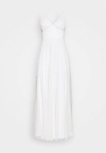 LORELEI - Společenské šaty - white