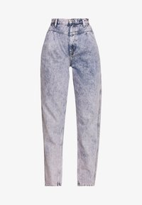Pepe Jeans - DUA LIPA X PEPE JEANS - Jeansy Relaxed Fit - moon washed - 4