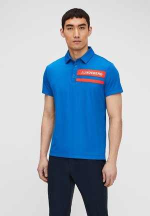 Poloshirts - egyptian blue