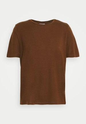 VMAVA - Basic T-shirt - dried tobacco