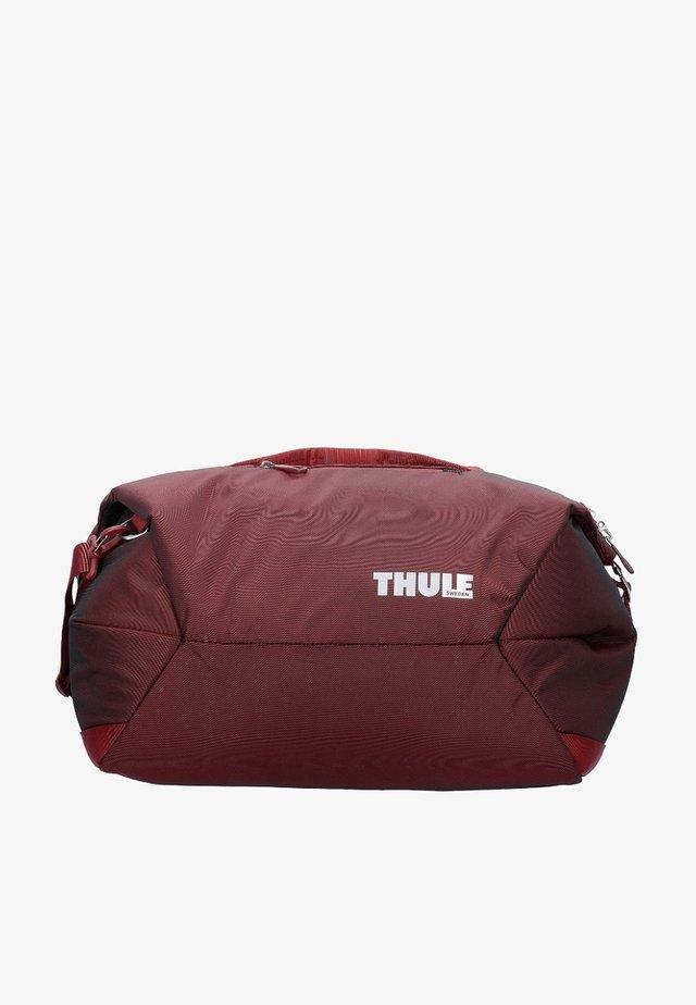 Weekend bag - red