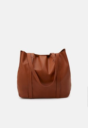 ONLLANA SHOPPER - Tote bag - cognac
