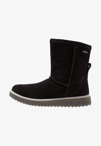LORA - Winter boots - schwarz