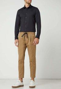 OLYMP No. Six - SUPER  - Formal shirt - marineblau - 1