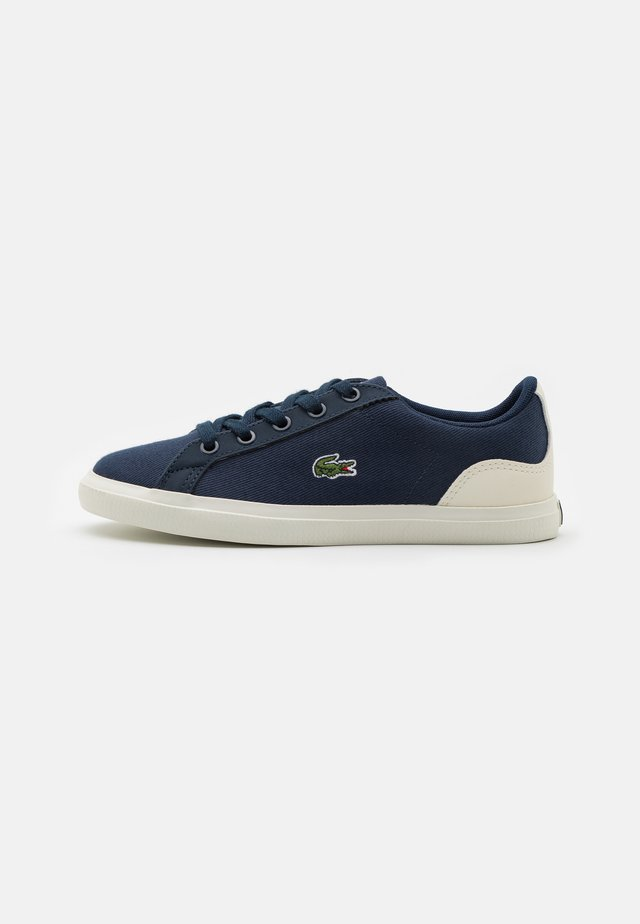 LEROND UNISEX - Trainers - navy/offwhite