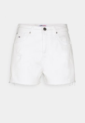 HOTPANT - Denim shorts - optic white