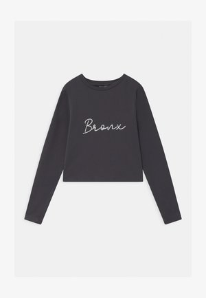 BRONX - Long sleeved top - grey