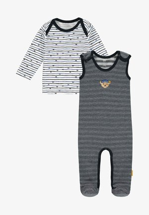 SET - Sleep suit - steiff navy