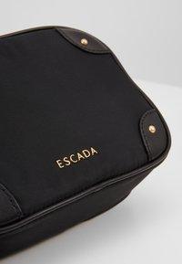 Escada Sport - Taška spříčným popruhem - black - 6
