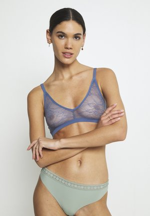 PURE BRASSIERE - Top - blue