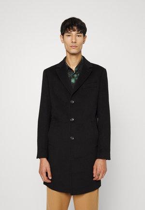 COAT SULTAN - Classic coat - black
