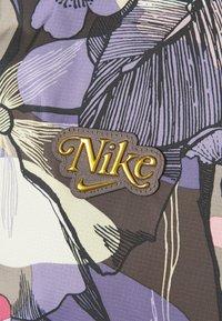 Nike Sportswear - FEMME - Summer jacket - ironstone/black/metallic gold - 2