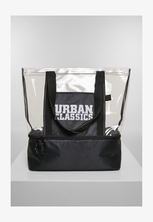 Cooling  - Bolso shopping - black/transparent