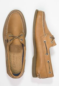 Sperry - Boat shoes - sahara - 1