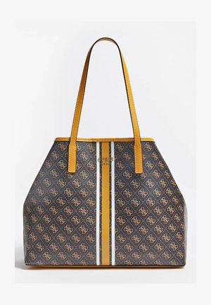 VIKKY - Shopping bag - braun