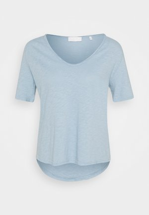 HEAVY - Basic T-shirt - dove blue