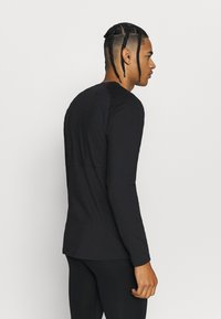 Columbia - OMNI HEAT CREW - Unterhemd/-shirt - black - 2