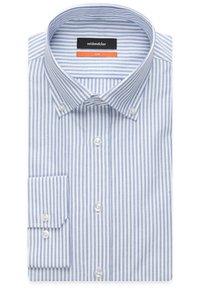 Seidensticker - SMART BUSINESS SLIM FIT - Shirt - llight blue/white - 7